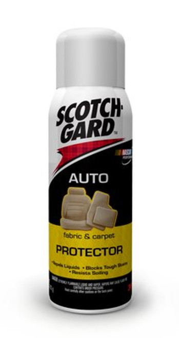 SCOTCHGARD AUTO INTERIOR FABRIC PROTECTOR