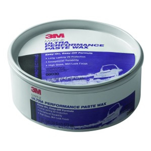 Marine Ultra Performance Paste Wax 9.5 oz, 09030
