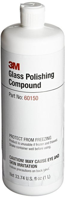 3M GLASS POLISHING COMPOUND 1 LITER, 60150