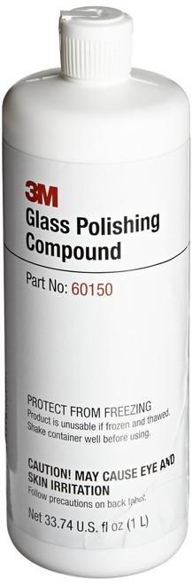3M GLASS POLISHING COMPOUND 1 LITER, 60150