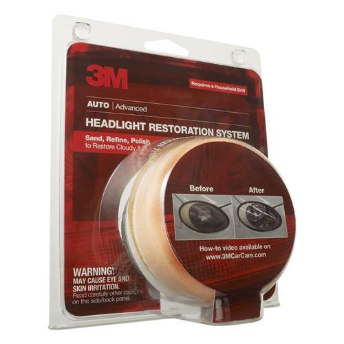 Headlight Lens Restoration System 39008
