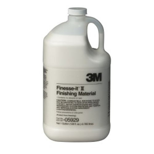 Finesse-It II Machine Polish, 1 Gallon, 05929