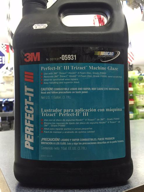 Perfect-It III Trizact Machine Glaze 05931