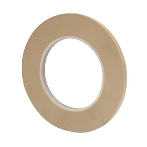 Scotch Automotive Refinish Masking Tape, 6 mm width (.24 inches)1/4 inch, 06330