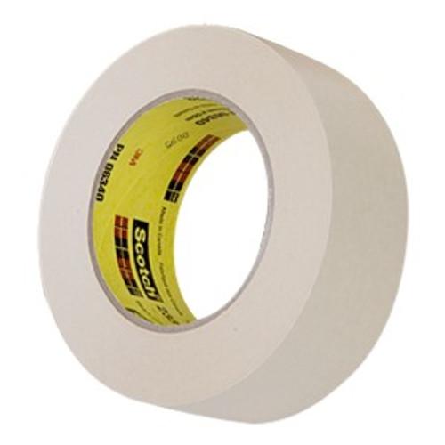 Scotch Automotive Refinish Masking Tape 233, 48 mm width (1.9 inches) 2 inch, 06340