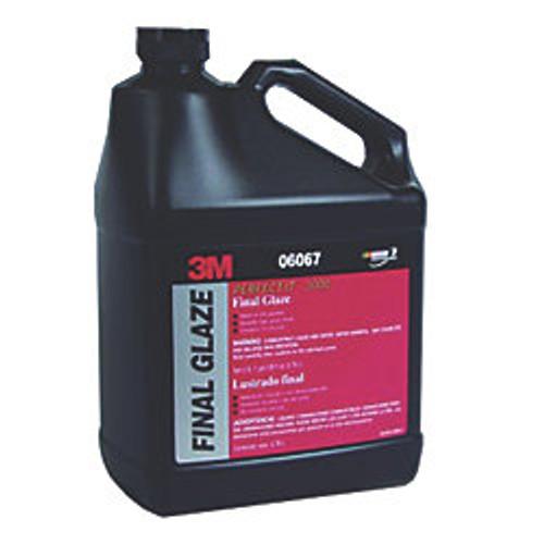 PERFECT-IT 3000 FINAL GLAZE, Gallon, 06067