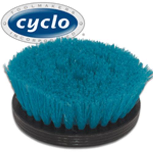 Shampoo Brush, Softer - Aqua Bristles (Each) (76-830)