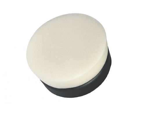 White Foam Finishing Bonnet (Each) (71-110)