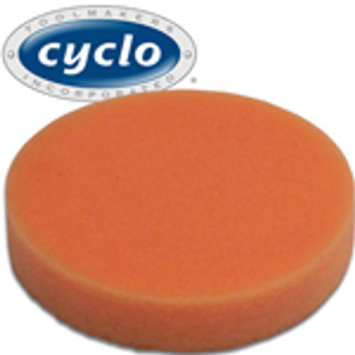 Orange Foam Compounding & Polishing Pad w/Loop (Each) (72-145)