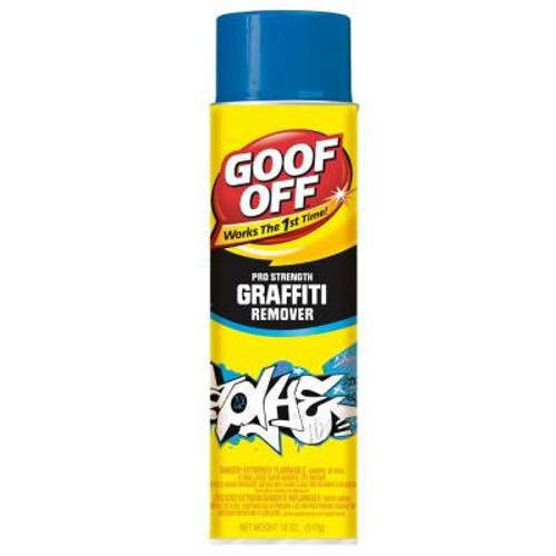 Graffiti Remover, Aerosol 18-Ounce (FG672)