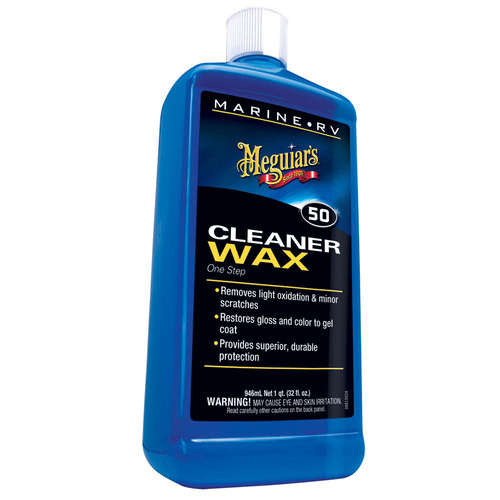 Marine & RV Cleaner Wax 32oz (M5032)