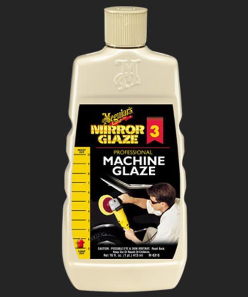 Mirror Glaze Machine Glaze, 16 oz (M0316)