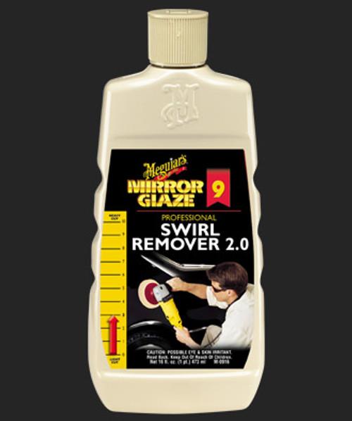 Mirror Glaze Swirl Remover, 16 oz (M0916)