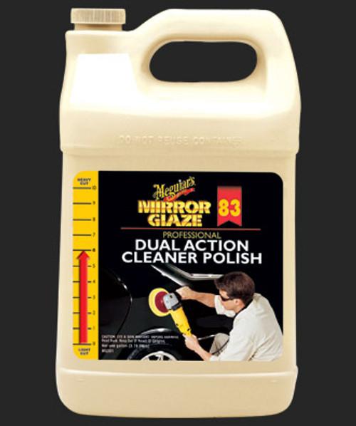 Mirror Glaze Dual Action Cleaner Polish, 1 Gallon (M8301)
