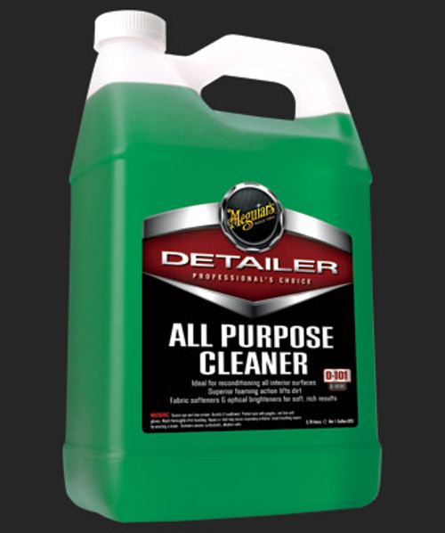 MEGUIAR'S DETAILER ALL PURPOSE CLEANER, 1 GALLON (D10101)