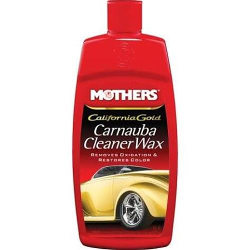 California Gold Carnauba Cleaner Wax - 16 oz. (M05701)