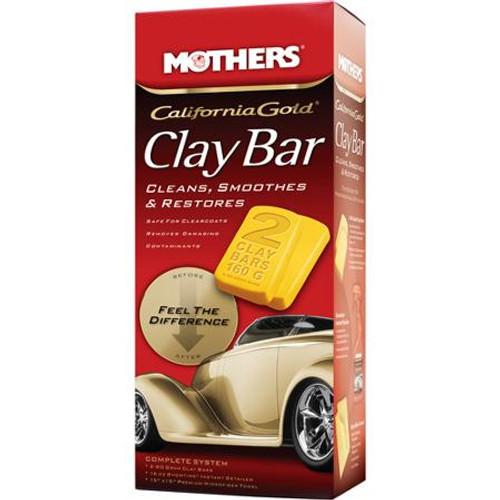 California Gold Clay Bar System (7240)