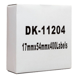 Icon Compatible Brother DK Labels 17x54mm 400 Roll