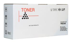 Icon Compatible Brother TN2345 Black Toner Cartridge
