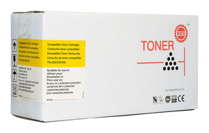 Icon Compatible Brother TN346 Yellow Toner Cartridge