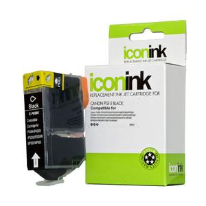 Icon Compatible Canon PGI5 Black Ink Cartridge