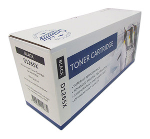 Icon Compatible Dell D1265 B1260 Black Toner Cartridge