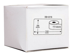 Icon Compatible Dymo LW Shipping Labels 190x59mm 110 Labels