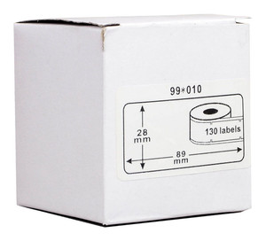 Icon Compatible Dymo LW Shipping Labels 89x28mm 260 Labels