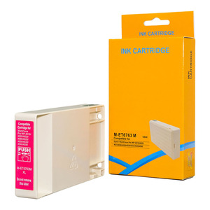 Icon Compatible Epson 676XL C13T676392 Magenta Ink Cartridge