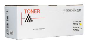 Icon Compatible HP CF212A Yellow Toner