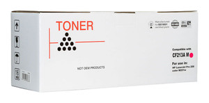 Icon Compatible HP CF213A Magenta Toner
