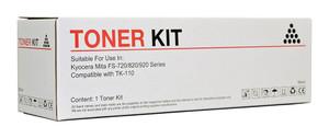 Icon Compatible Kyocera TK110 Black Toner Cartridge