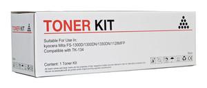 Icon Compatible Kyocera TK134 Black Toner Cartridge