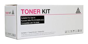 Icon Compatible Kyocera TK544 Black Toner Cartridge