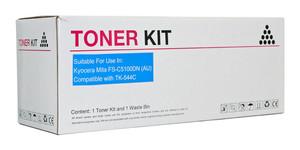 Icon Compatible Kyocera TK544 Cyan Toner Cartridge