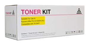 Icon Compatible Kyocera TK544 Yellow Toner Cartridge