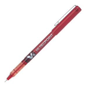 Pilot Hi-Tecpoint V5 Rollerball Extra Fine Red (BX-V5-R)
