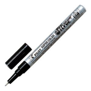 Pilot Super Colour Paint Marker Extra Fine Silver (SC-S-EF)
