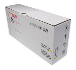 Icon Compatible Samsung CLT-Y406S Yellow Toner Cartridge