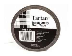 Scotch Duct Tape Utility 955K 48mm x 50m Black