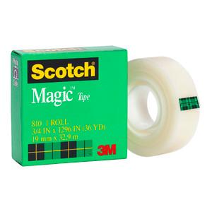 Scotch Magic Tape 810 19mmx33m