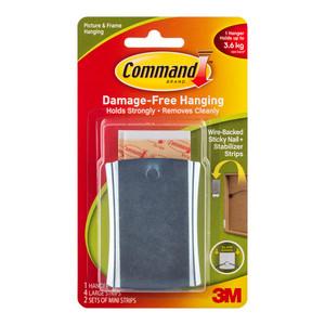 Command Picture Hanger 17048 Jumbo Metal Universal