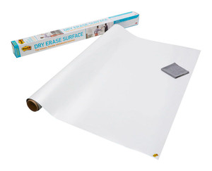 Post-it Whiteboard Dry Erase Surface DEF8x4 2400 x 1200mm