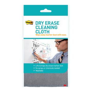 Post-it Whiteboard Cloth DEFCLOTH Dry Erase Micro-Fiber
