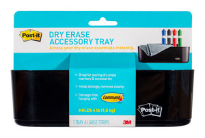 Post-it Whiteboard Tray DEFTRAY Dry Erase Accessory