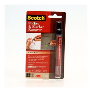 Scotch Adhesive Remover Citrus Base Pen 6042 8.2g