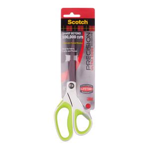 Scotch Precision Ultra Edge Titanium Scissors 1458TU-MIx 8in