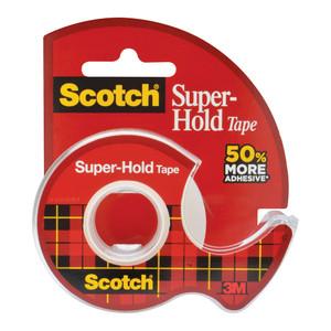 Scotch Super-Hold Tape 198 19mm x 16.5m Roll