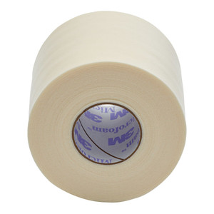 3M Microfoam Surgical Tape 1528-2 50mm x 5m Pack 6