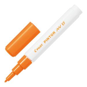 Pilot Pintor Marker Extra Fine Orange (SW-PT-EF-O)